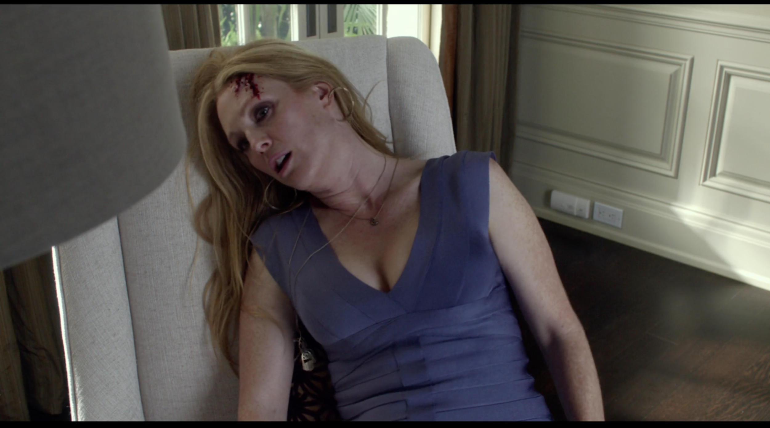 Havana takes a b(l)ow—Moore's final scene in  Maps to the Stars .