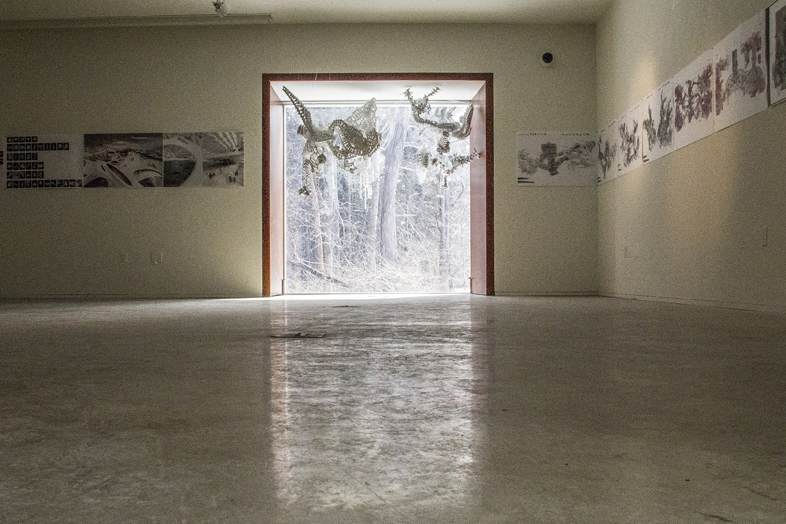 Cranbrook Academy of Art Forum Gallery, 2014.
