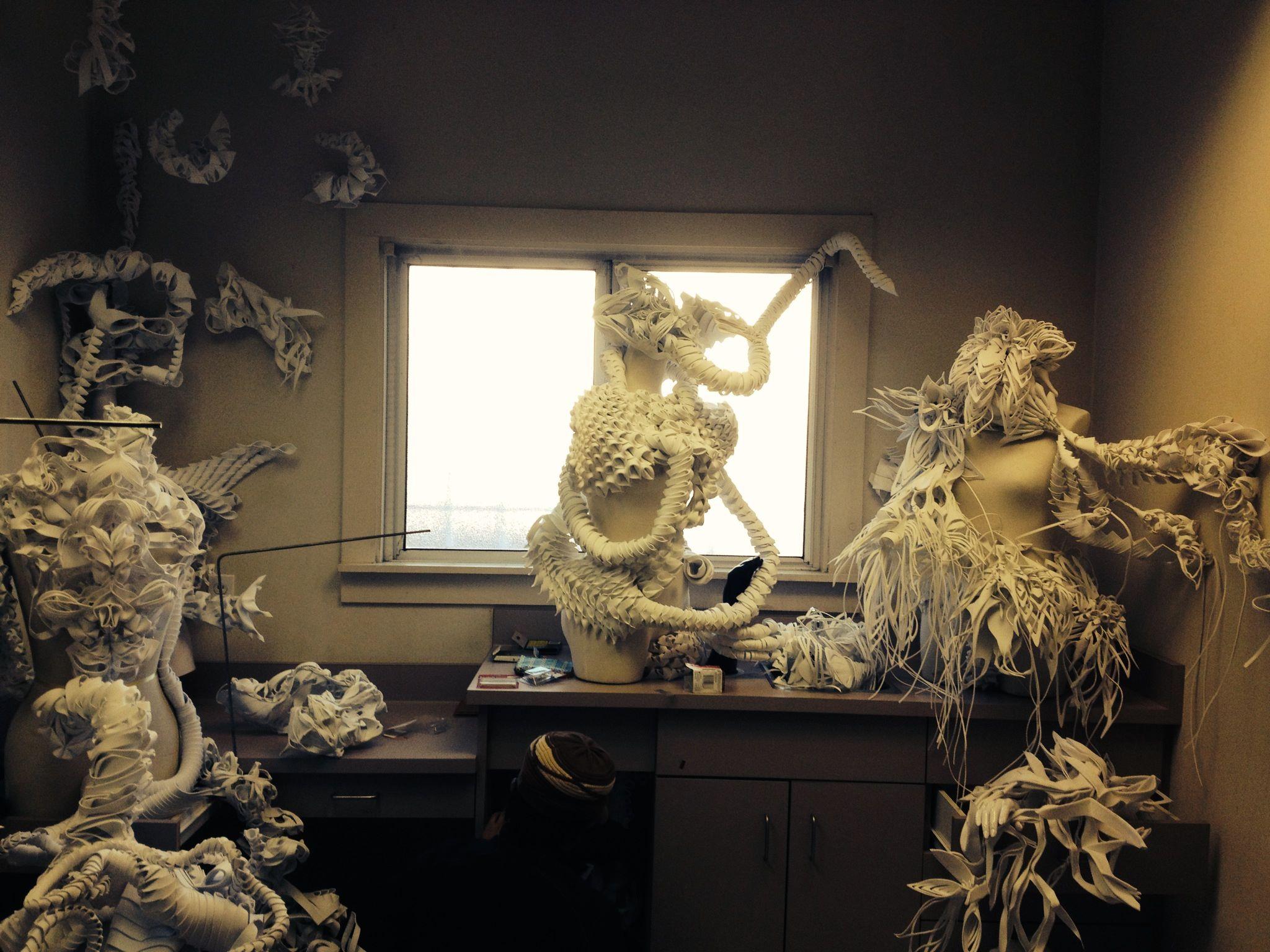 Art Complex.  Oakland, CA.  2014.