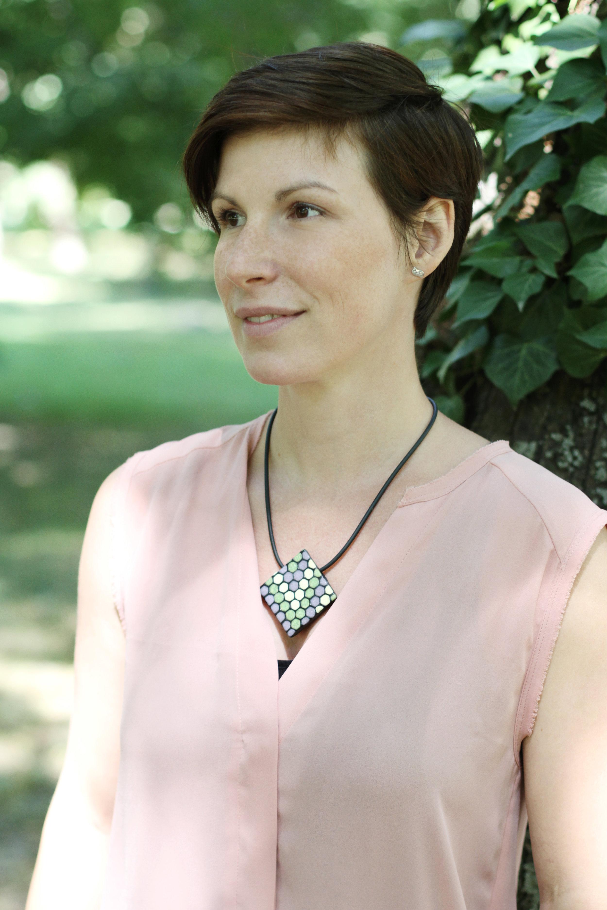 Nina Schauta - psychologist, therapist and life coach