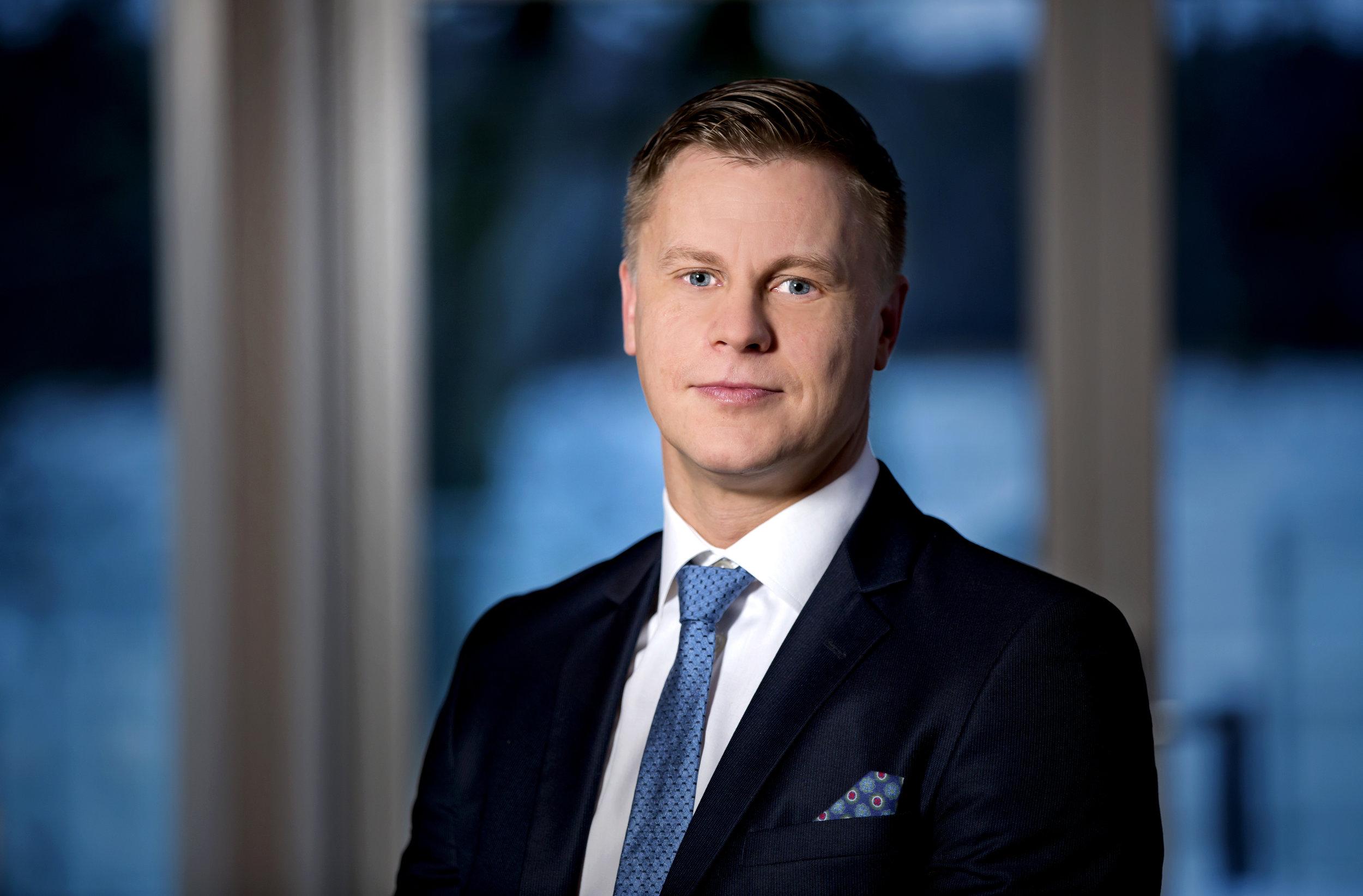 BU President, Bonava Finland Oy