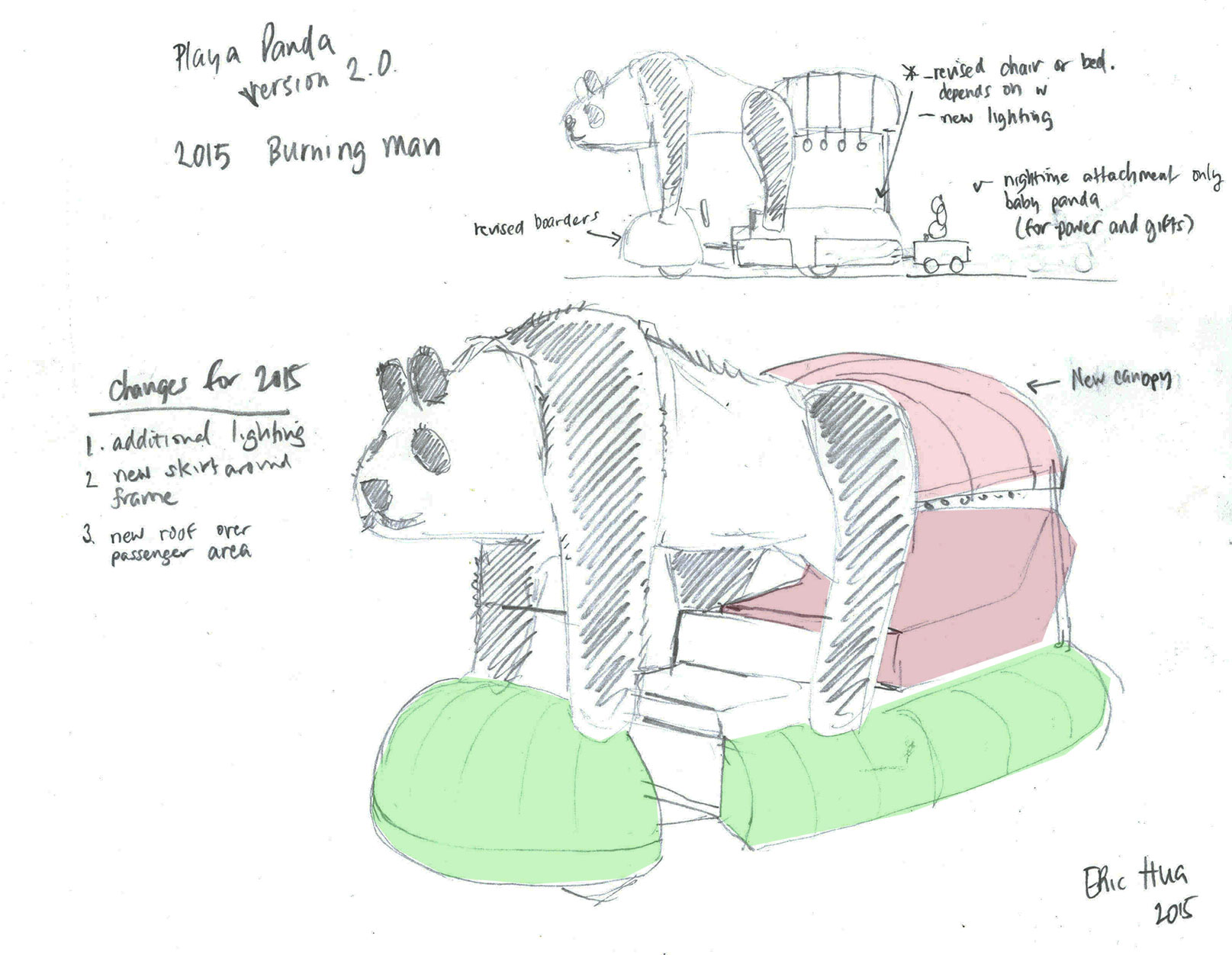 2015 Derpy Sketch