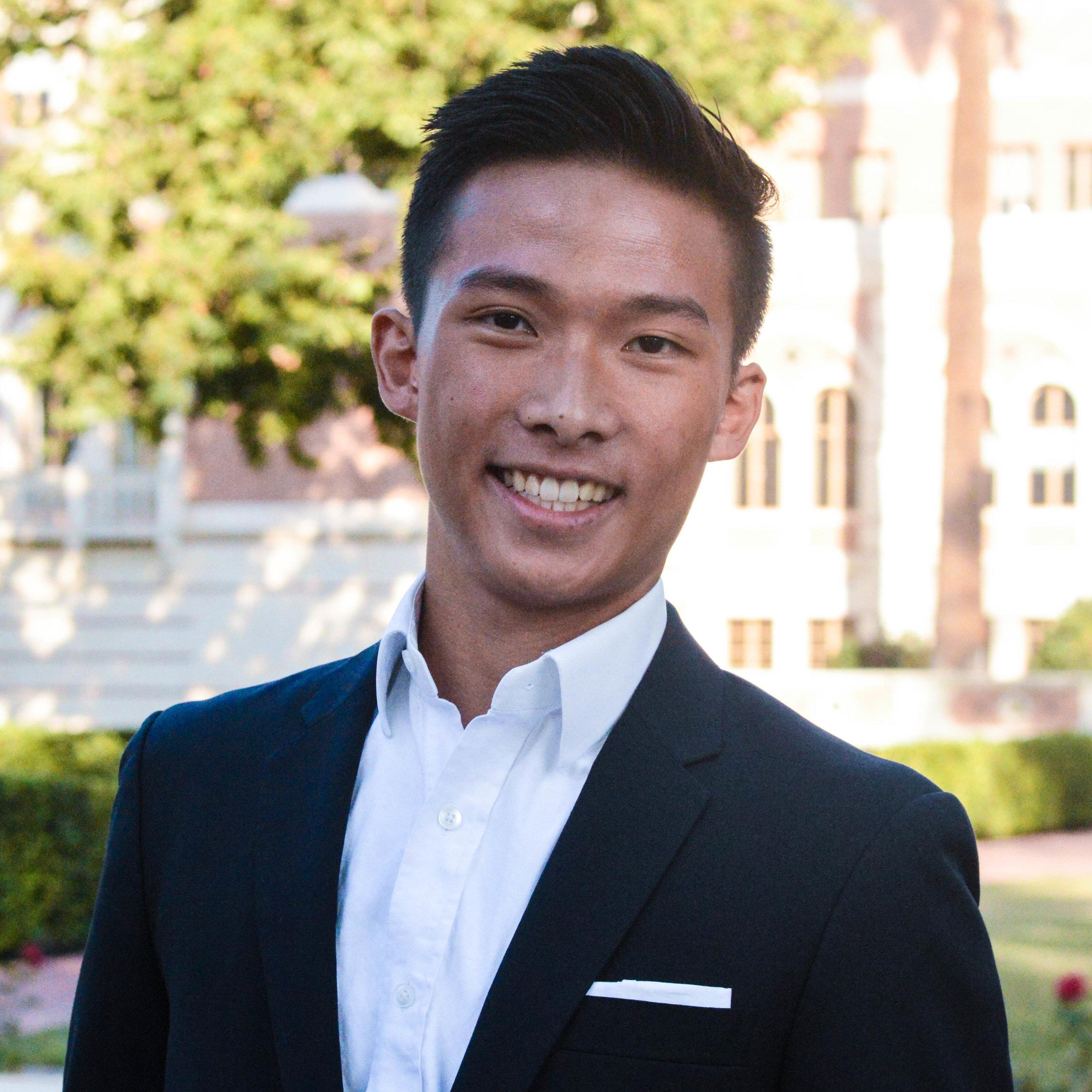 Sebastian Huang  | Vice President