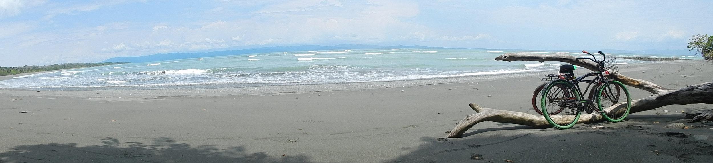 Cienega Beach photo by Paige Bentley