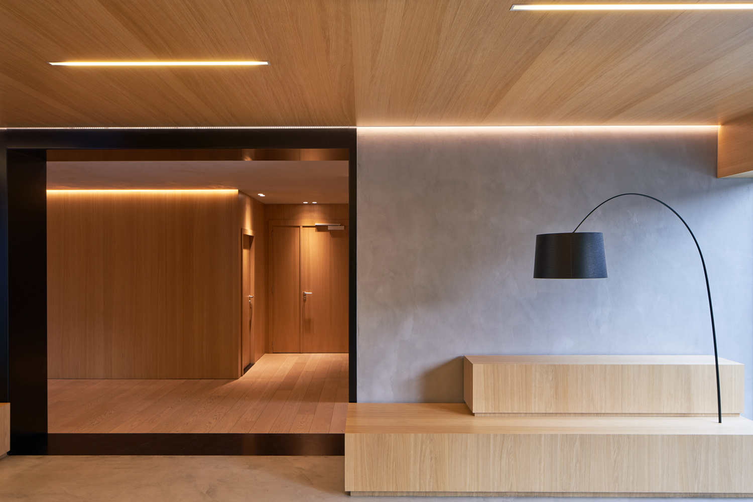 client: none project: office lobby
