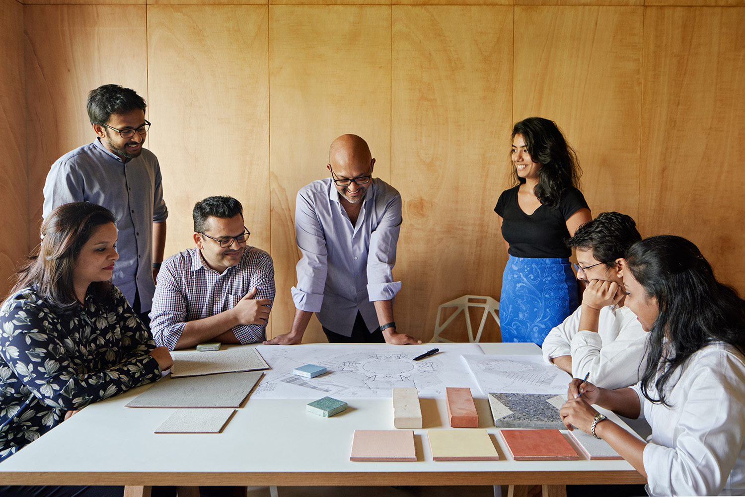 client:  Serie Architects Mumbai  project: meet us & the office