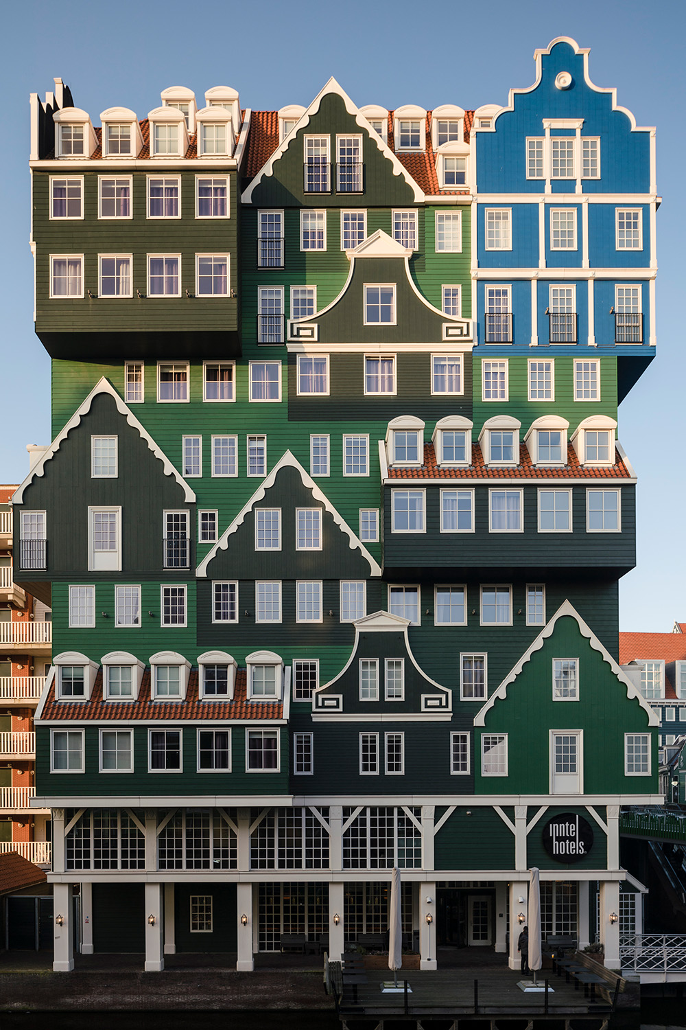 architect:  WAM Architecten  location: Zaandam, The Netherlands