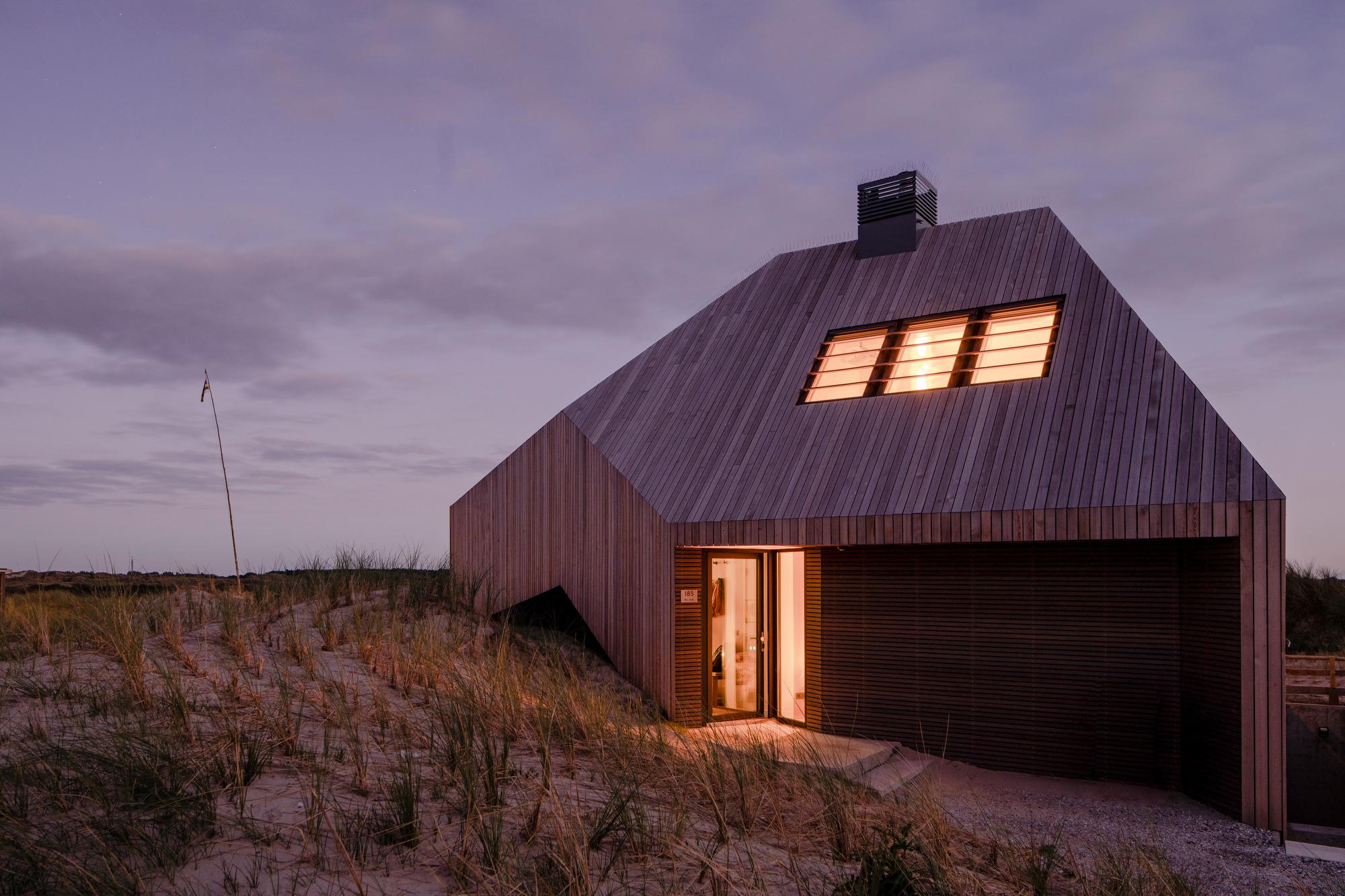 architect:  Marc Koehler Architects  location: Terschelling, The Netherlands