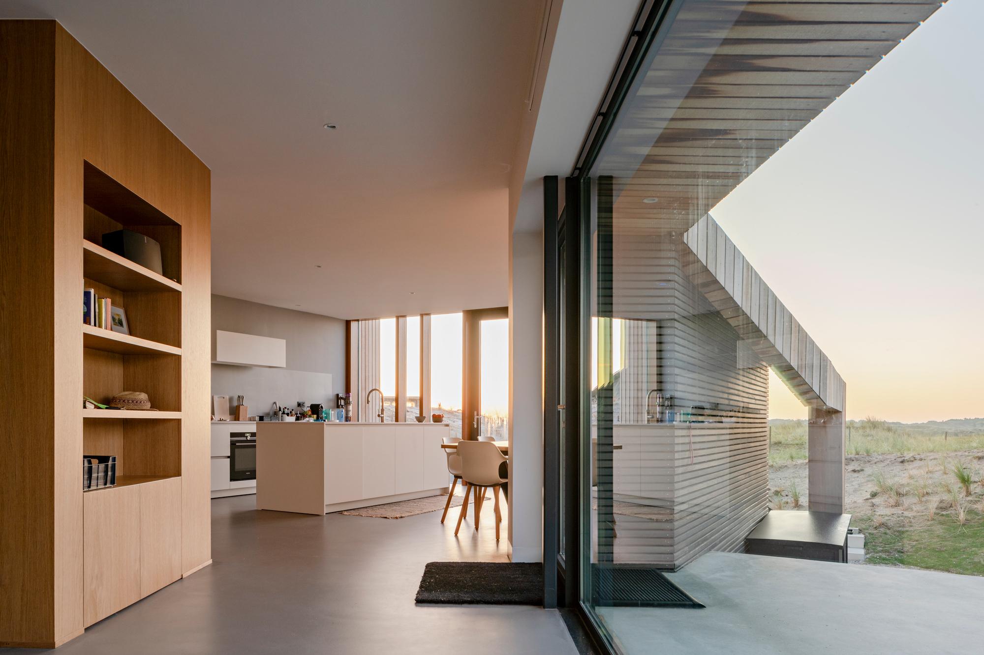 client:  Marc Koehler Architects  project: Dune House