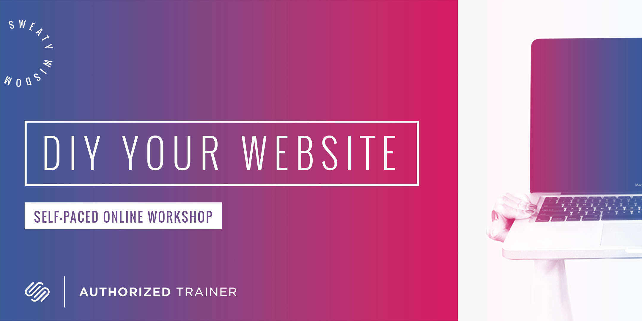 Online SquareSpace workshop
