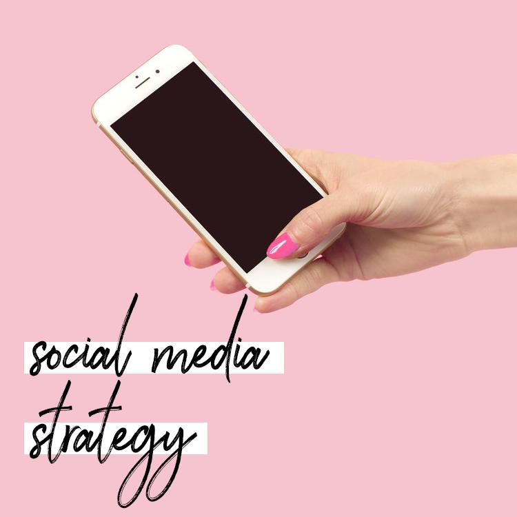 social media strategy  - social media marketing - instagram tips - facebook for business - instagram for business - One on one coaching, small business coaching for female entrepreneurs