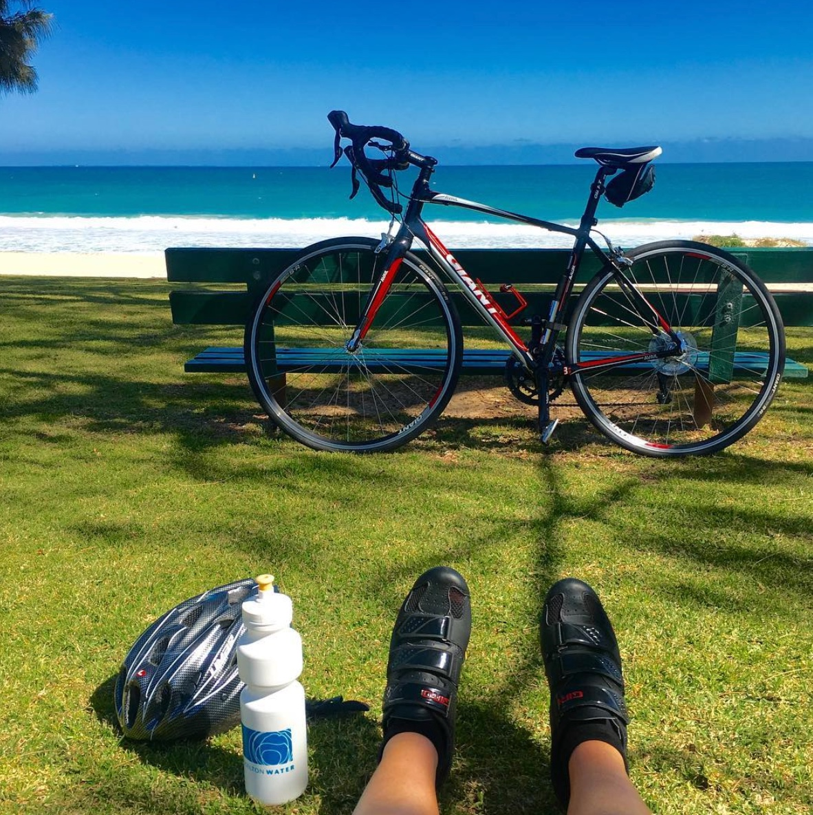 Cottesloe Beach is one of WA's most iconic beaches.