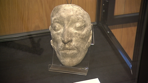 Death Mask of Robert Emmett