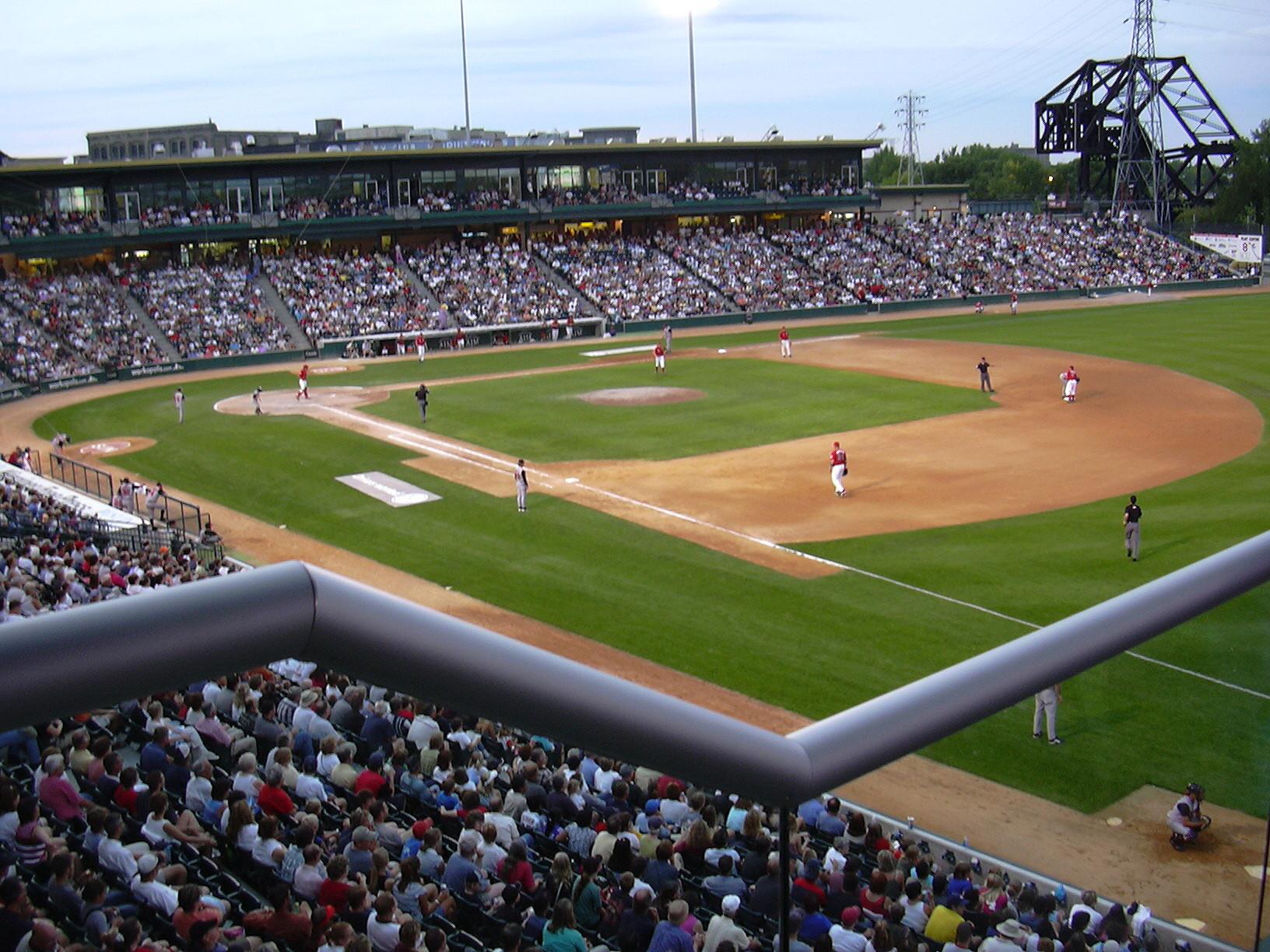Winnipeg Goldeyes Ballpark