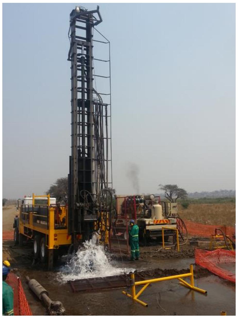 Municipal water Supply Well: RSA
