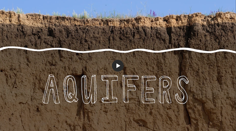 Groundwater video