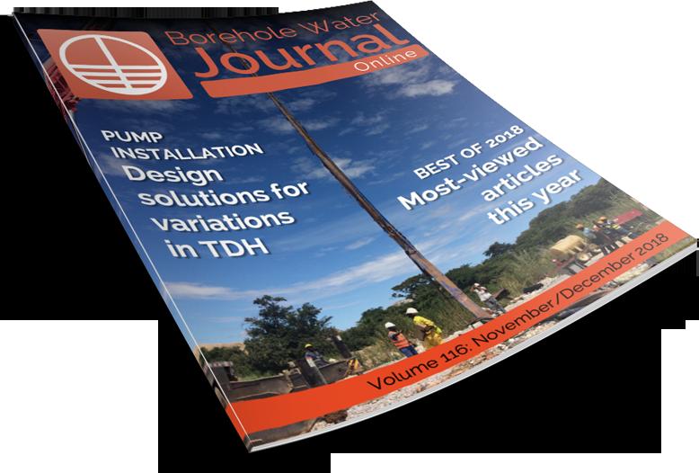 Borehole Water Journal Online Volume 116