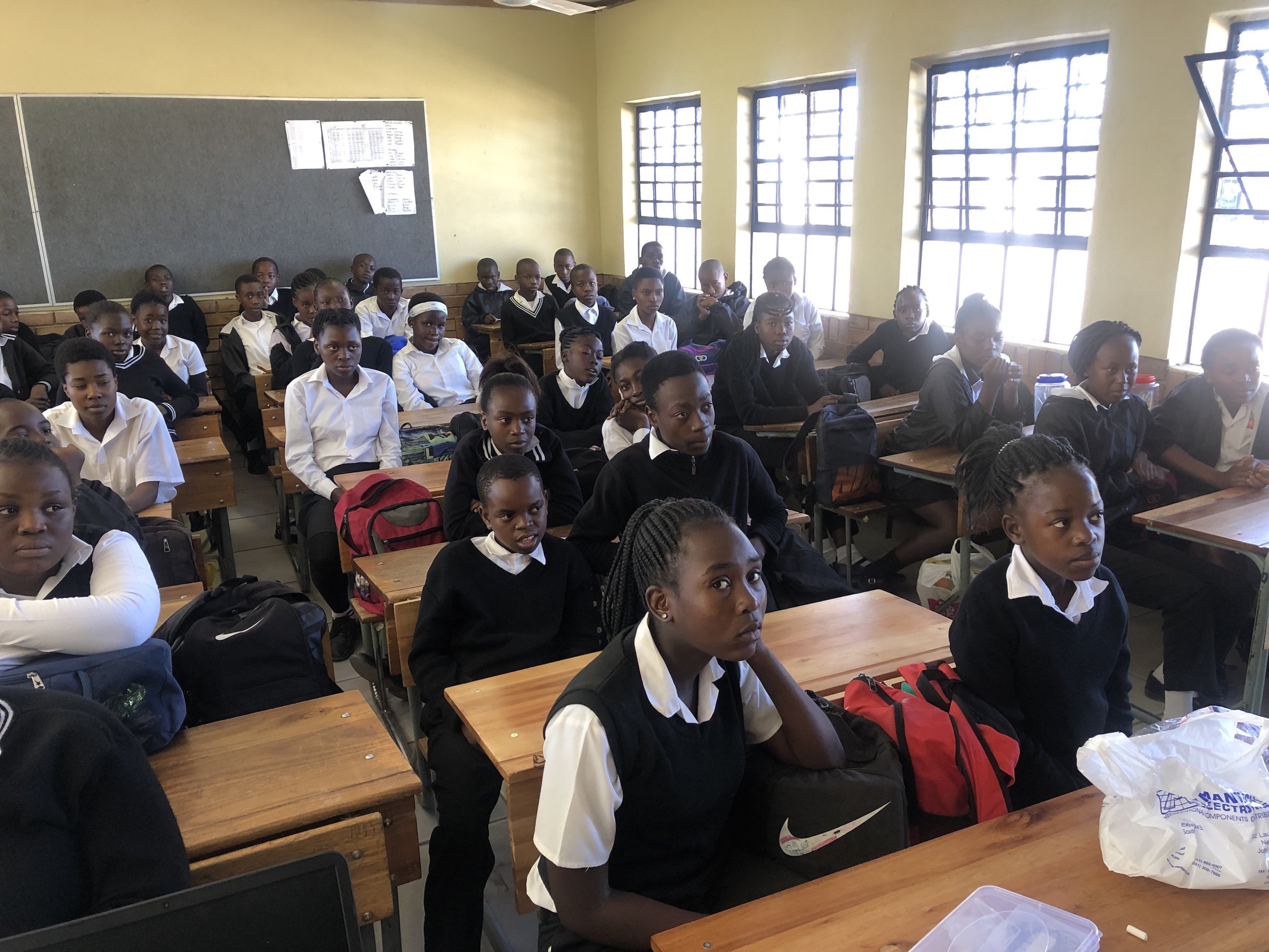 Maseke Primary School now has proper classrooms, as well as access to grid electricity and water from a dedicated borehole, yet there is still more to be done to raise standards to bring it in line with other primary schools in the country.