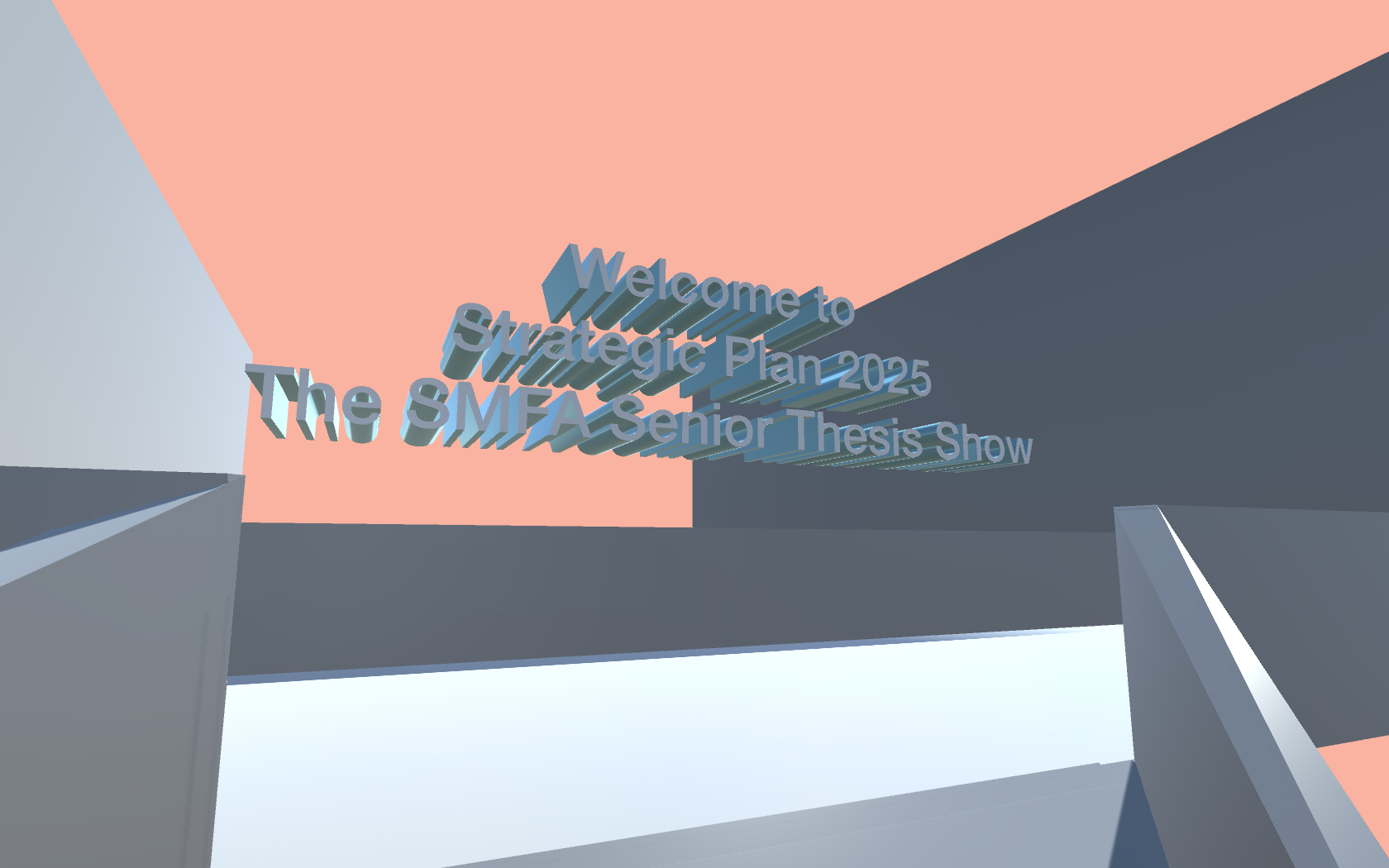 Virtual Exhibition Screenshot - 1