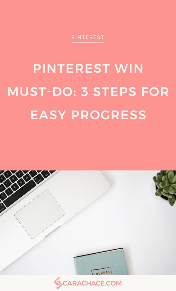 Pinterest Win Must Do carachace.com