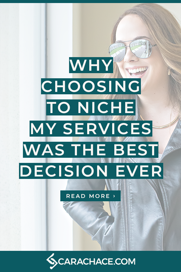 Learn how saying no to certain services and clients skyrocketed my business, exposure, and income. #entrepreneurship #marketing #smallbusiness #clientmanagement #carachace #rockstarceo
