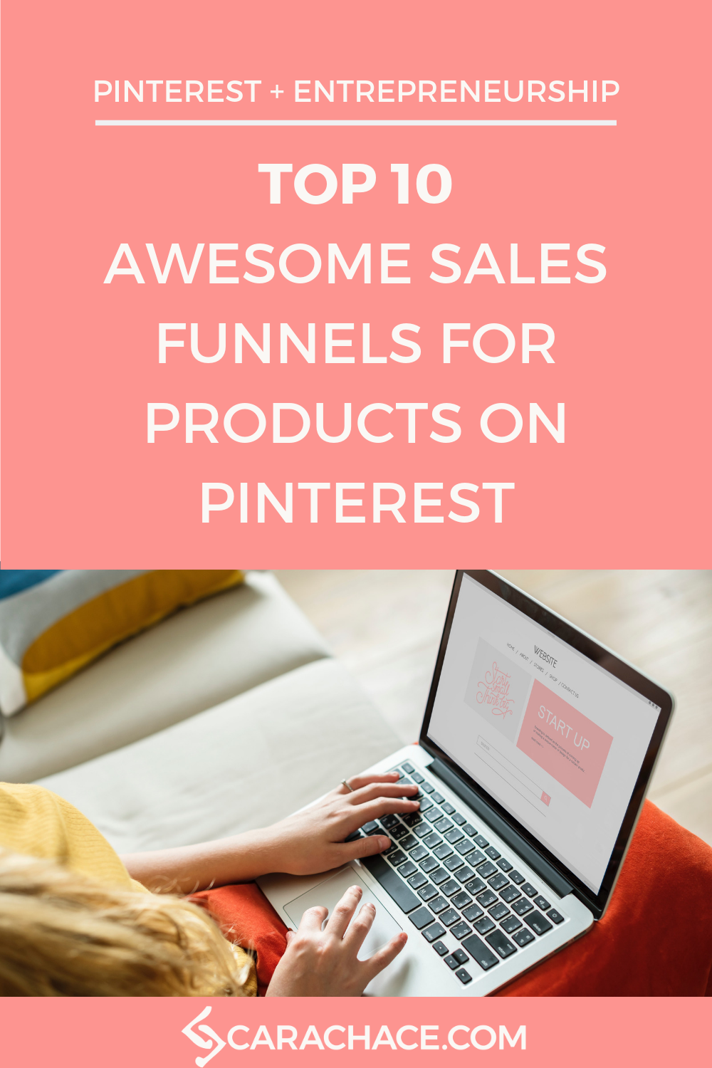 Top 10 Awesome Sales Funnels For Products On Pinterest Blog Thumbnail.png