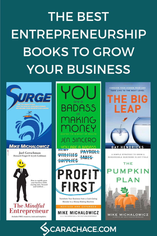 Entrepreneurship Books Pin 2.png