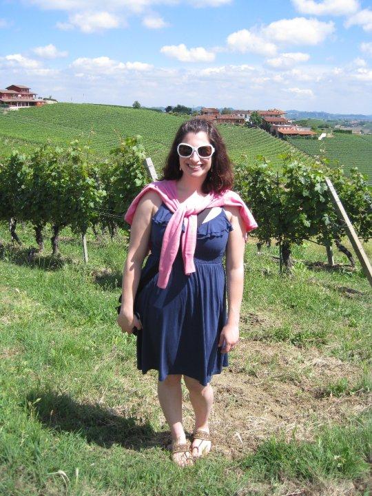 B    arolo Wine Region, Italia--STONE COLD SOBER, BABY! Circa 2010.