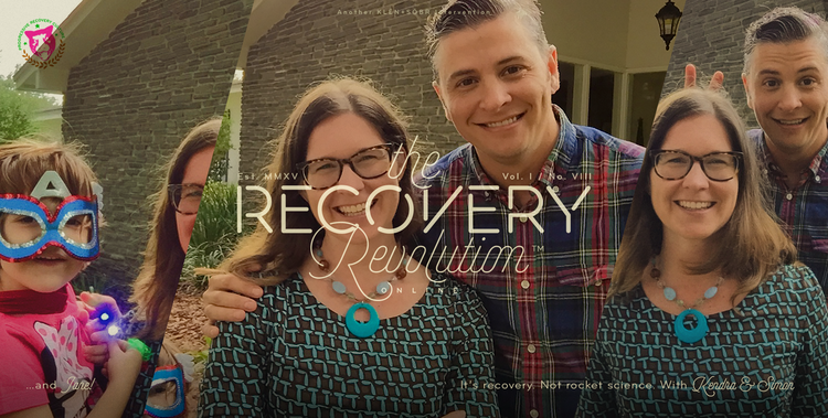 Check out their Recovery Revelations™ with Chris of The Recovery Revolution Online.
