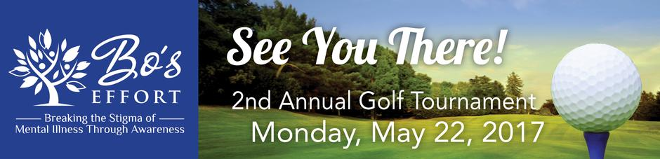 Said golf tournament - I wish I could go but someone has to work...