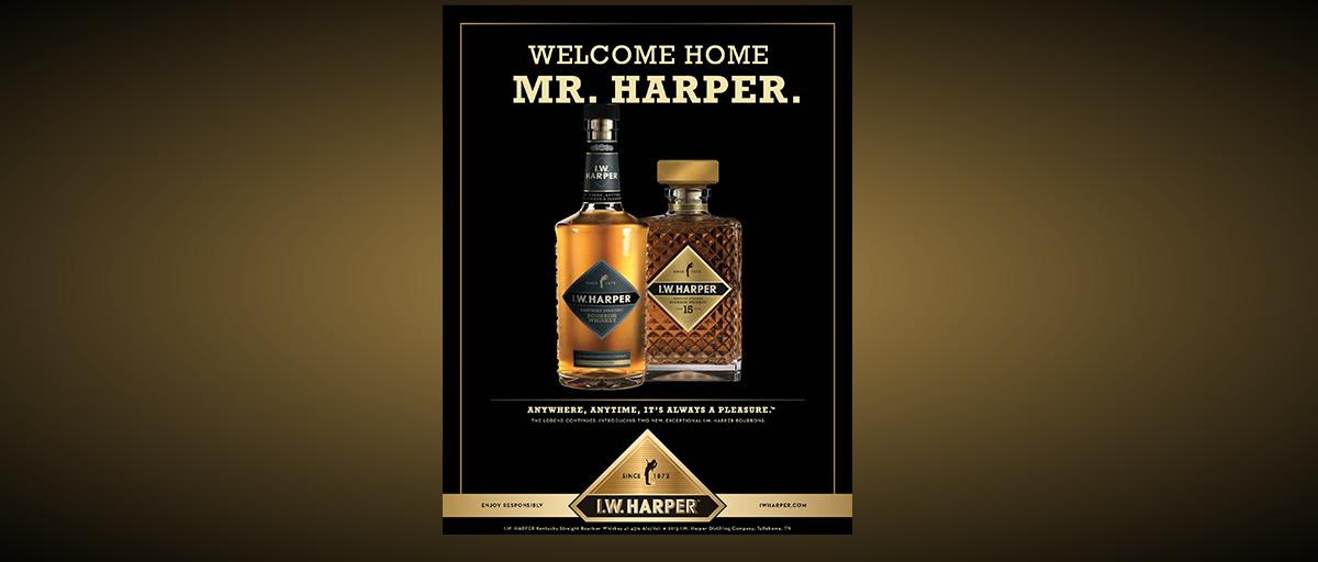 mr harper is back