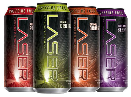 laser energy drink