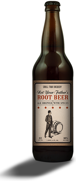 not your fatheres root beer