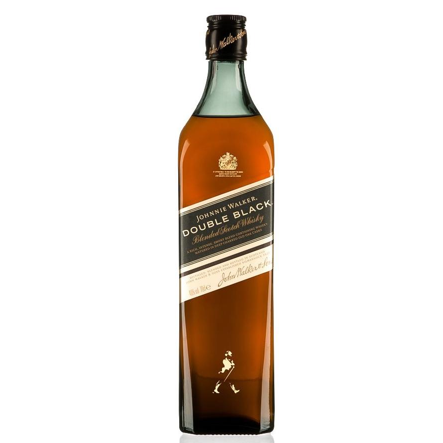 Johnnie Walker Double Black Scotch 750ml   On Sale/ was 43.99   Now $39.99