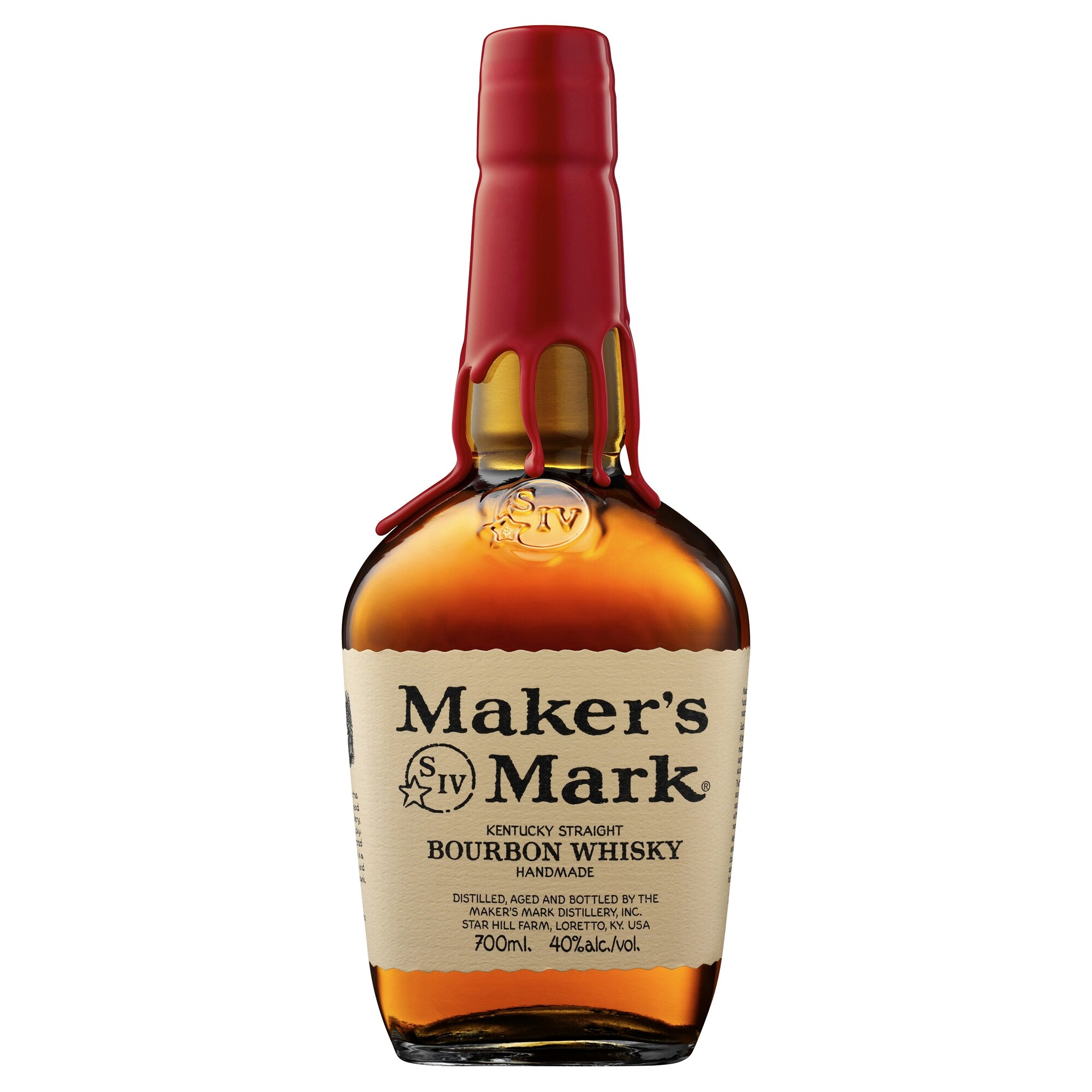 Maker's Mark Bourbon Whiskey 750ml   on sale/ was 30.99   Only $26.99 Now