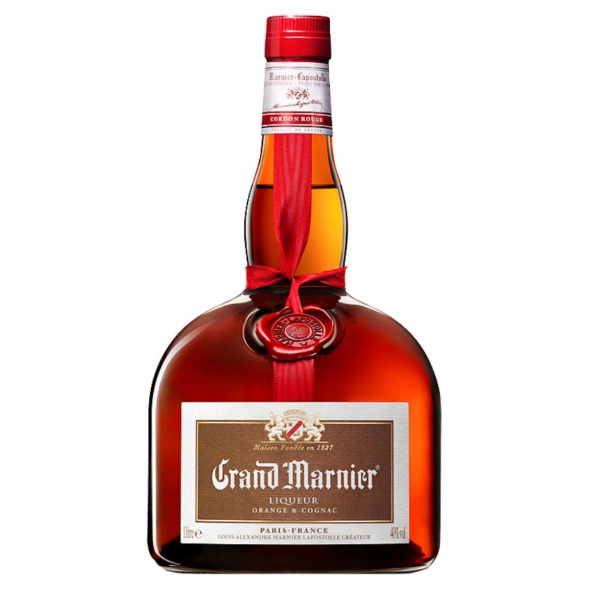 Grand Marnier 750ML - Orange & Cognac Liqueur   On Sale / Was $37.99   Now $33.99