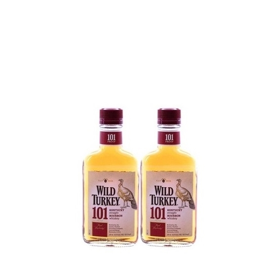 Wild Turkey 101 100ml   On Sale/ one for 3.49   2 for $5.00