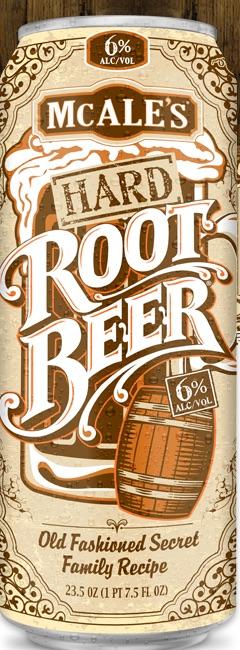 Hard Root Beer