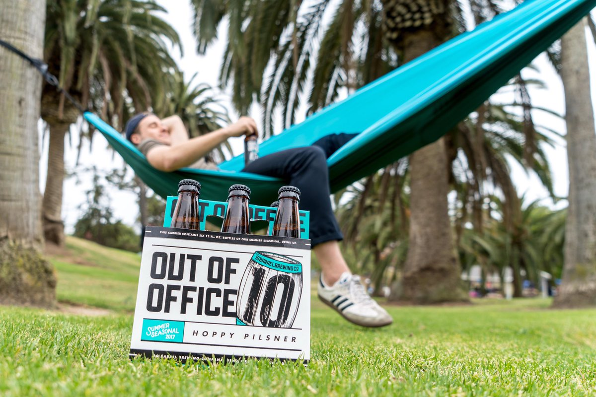 out of office 10 barrel