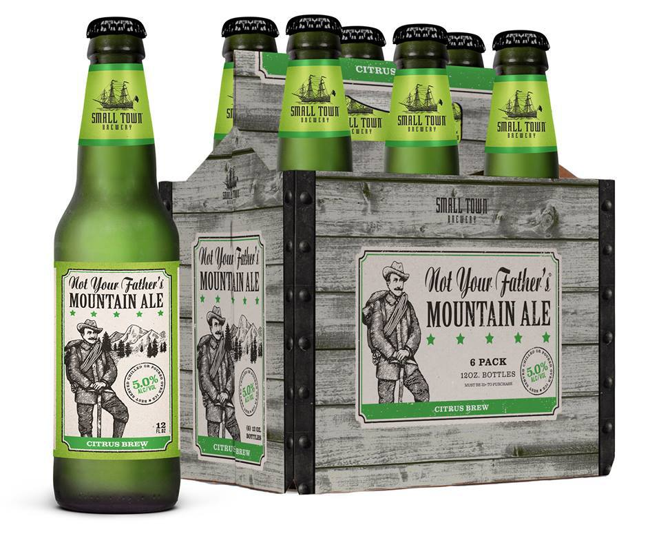Small town Mountain Ale