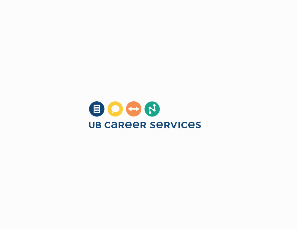 University of Bridgeport Career Services Logo Redesign