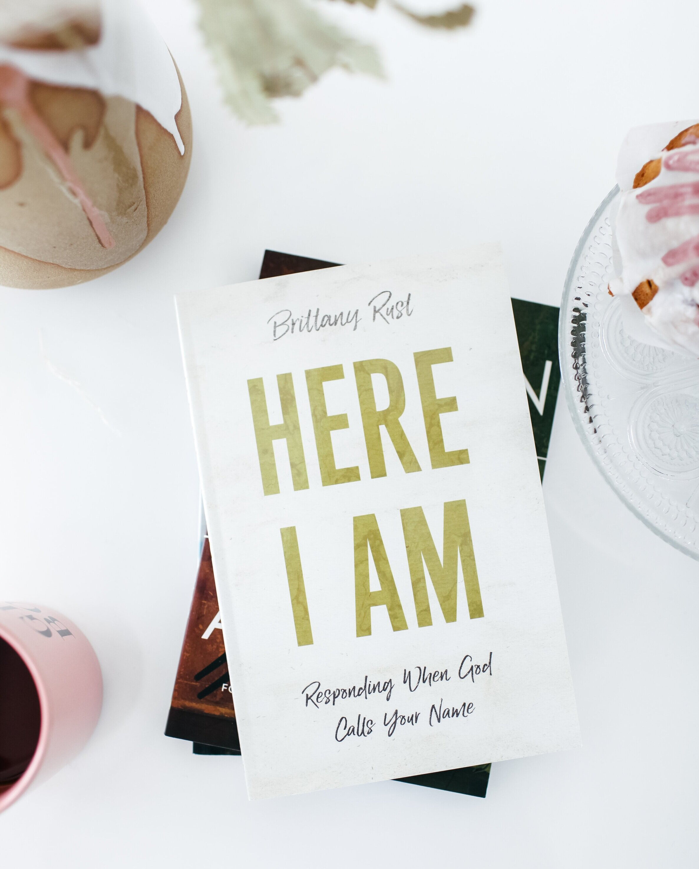 Here I Am - Have you ever wondered how to hear God's voice or questioned a prompting you had to step out in faith?Here I Am uncovers how you can distinguish God's voice from distractions, gives you the confidence to step out when God calls your name, and shows you how sowing in obedience reaps eternal rewards.