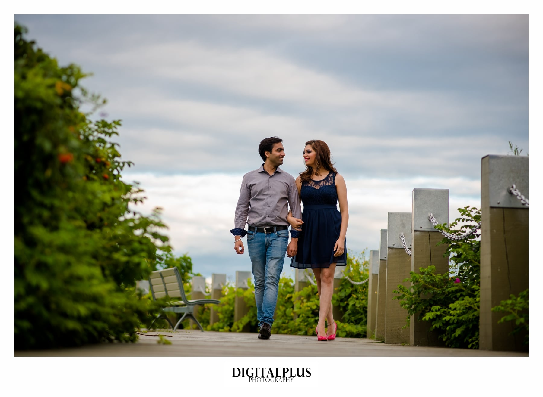 Montreal engagement session