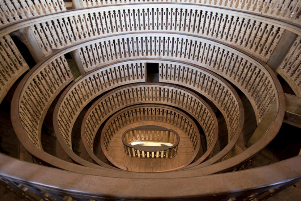 FIRST ANATOMICAL THEATER (1594)