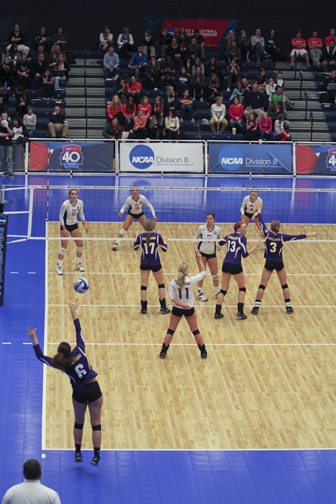 NCAA Volleyball Tounament
