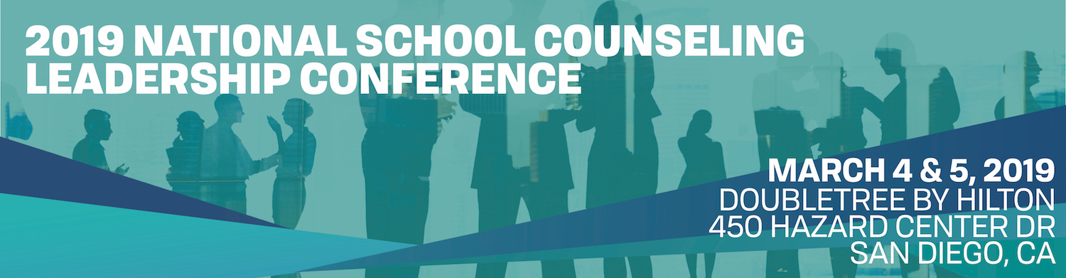 2020 National School Counseling Leadership Conference