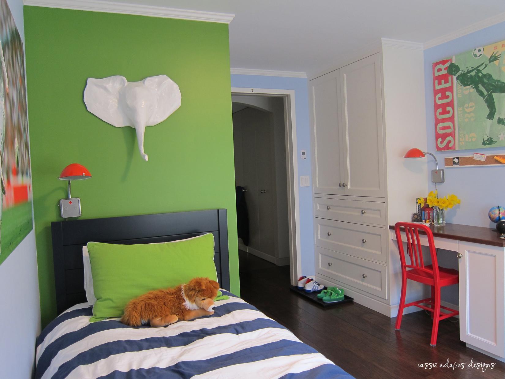 manhattan boy's room