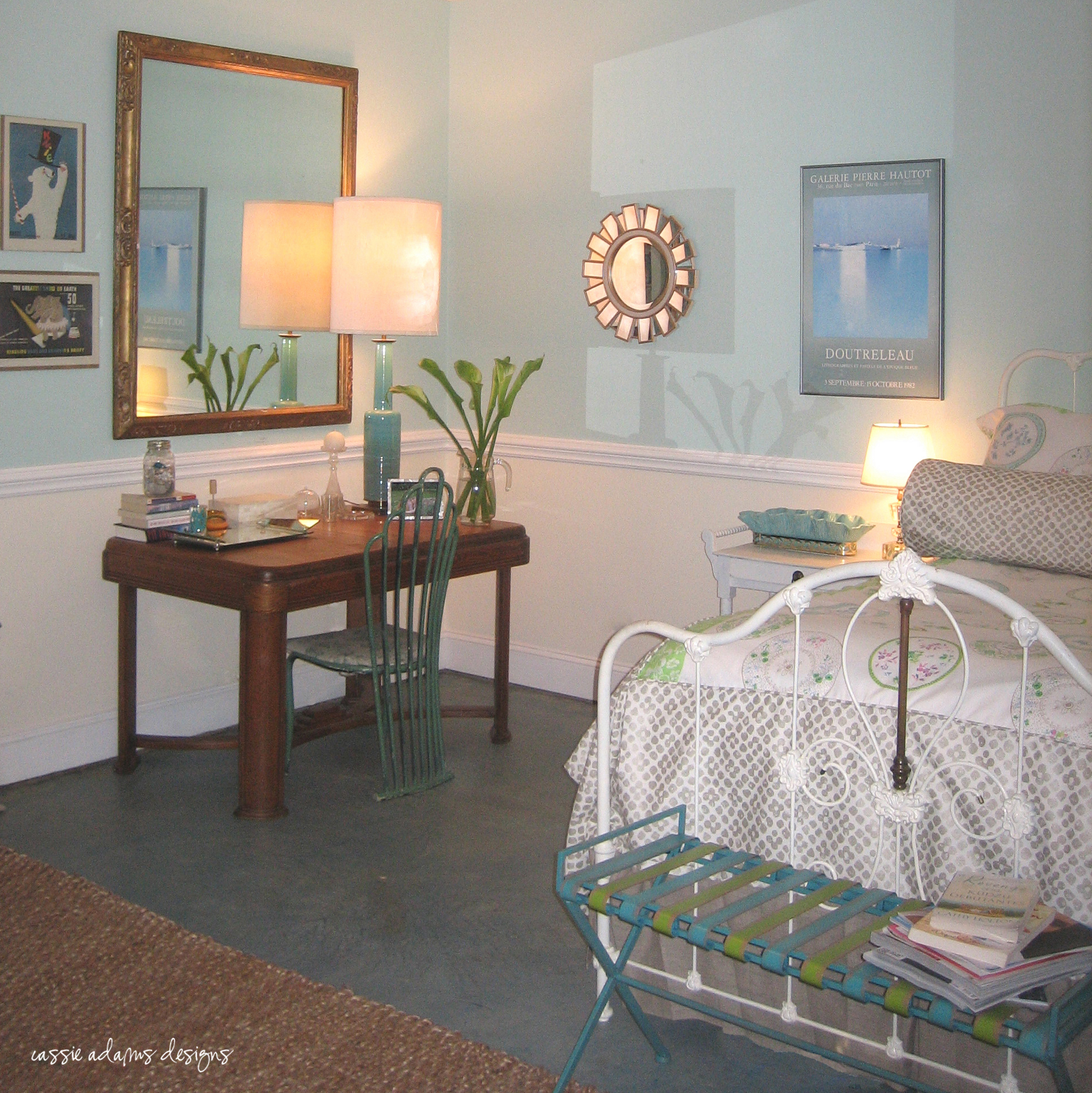 north carolina bedroom