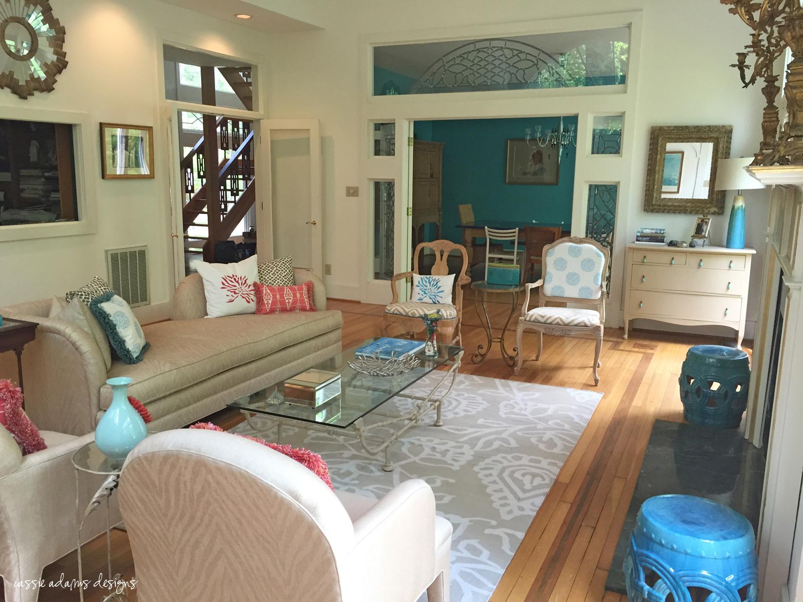 north carolina living room ll