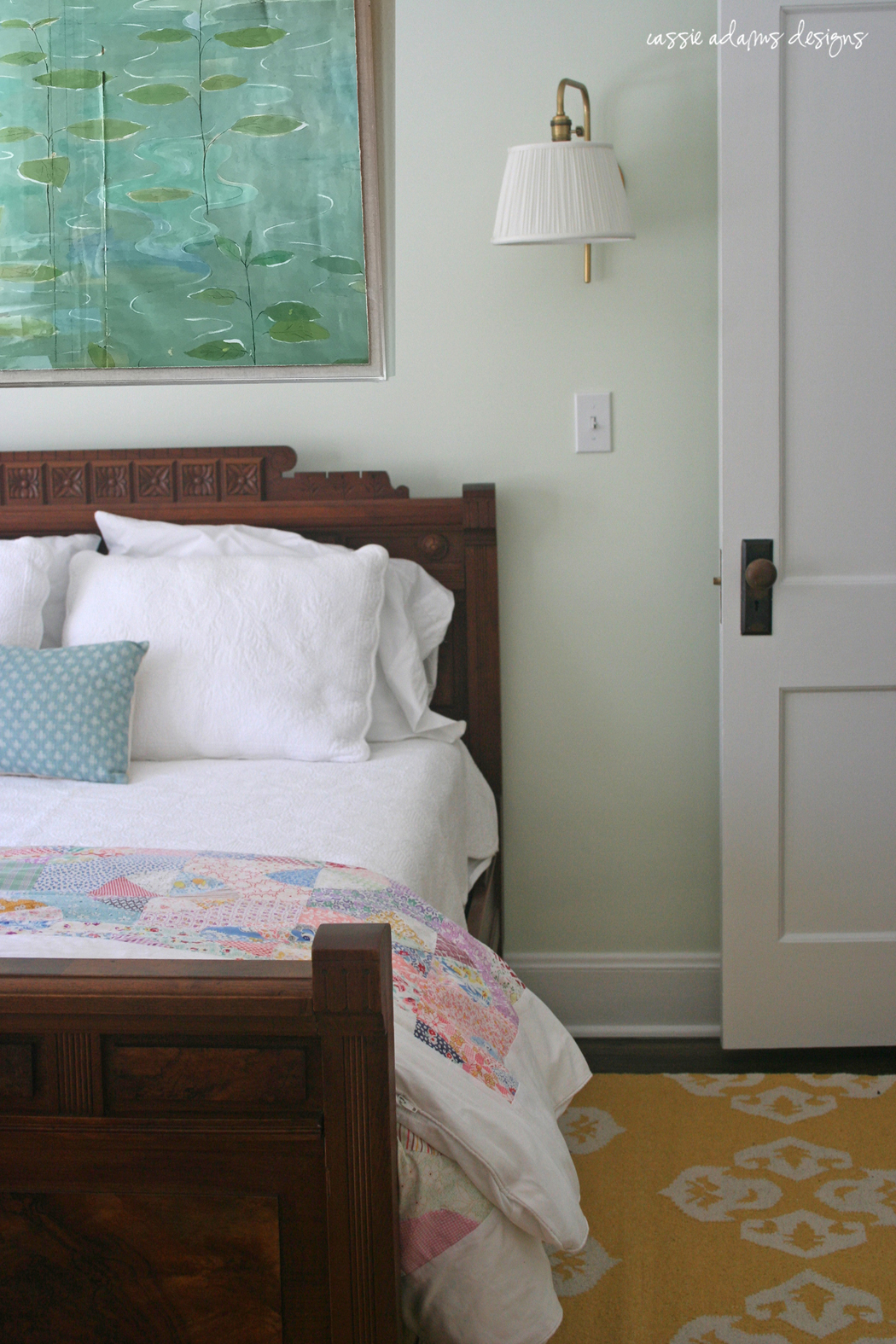 connecticut guest room